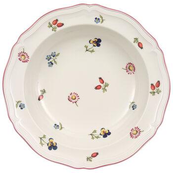 Petite Fleur Cereal Bowl 8 in