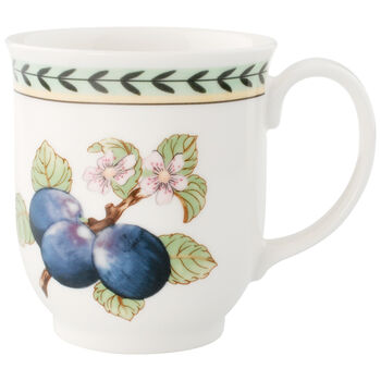 French Garden Charm Mug 14 oz