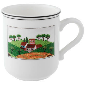Design Naif Mug #5 - Farmland 10 oz