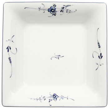 Old Luxembourg Square Soup Bowl 8.5 in