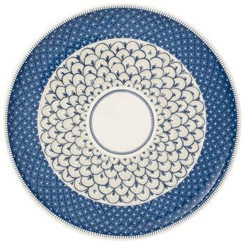 Casale Blu Pizza/Buffet Plate 12.5 in