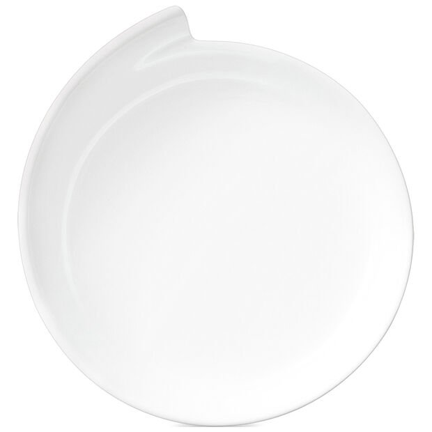 New Wave Large Round Dinner Plate 11 3/4 in, , large