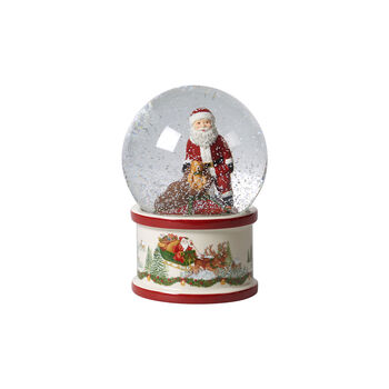Christmas Toys Large Snow Globe 5x5x6.5 in