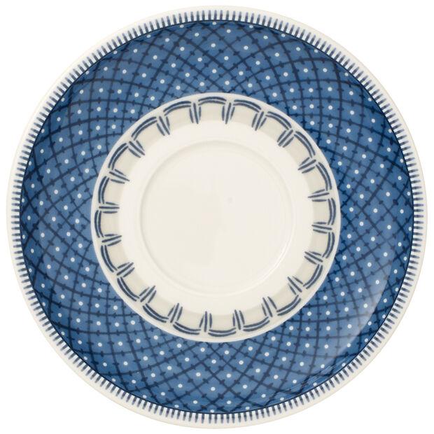 Casale Blu Tea Cup Saucer 6.25 in, , large