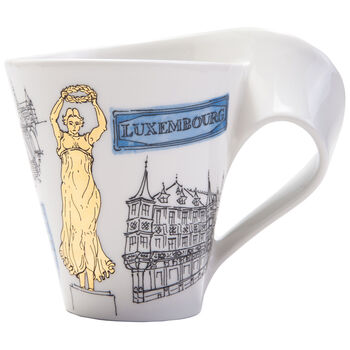 Cities of the World Mug Luxembourg 10.1 oz