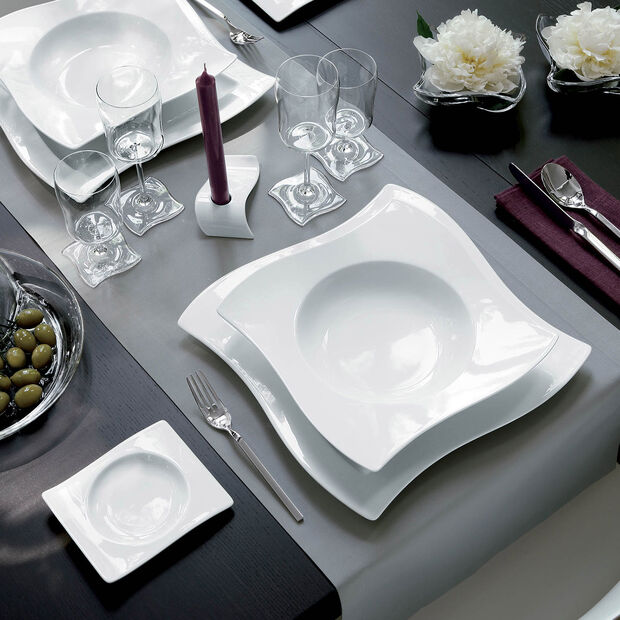 New Wave Dinner and Serving Set, , large