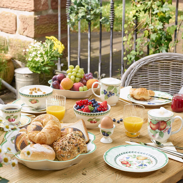 French Garden Fleurence Breakfast Set, , large