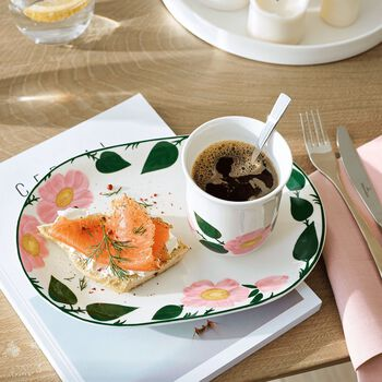 Rose Sauvage Breakfast Set