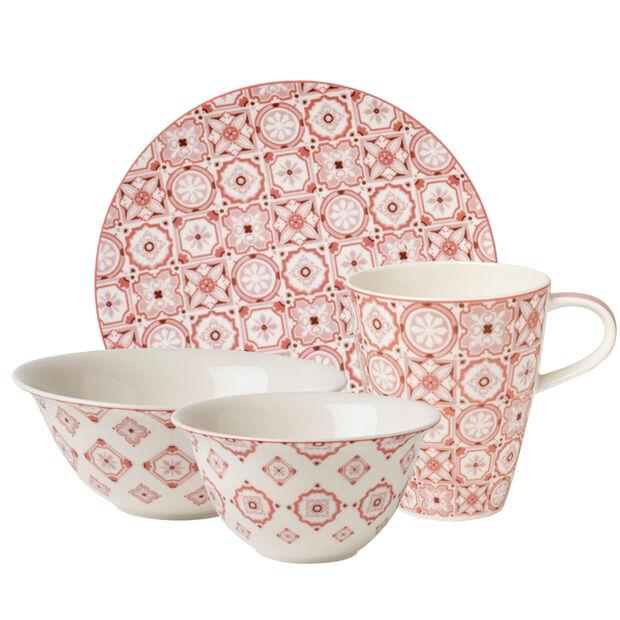 Rose Caro Breakfast Set, , large
