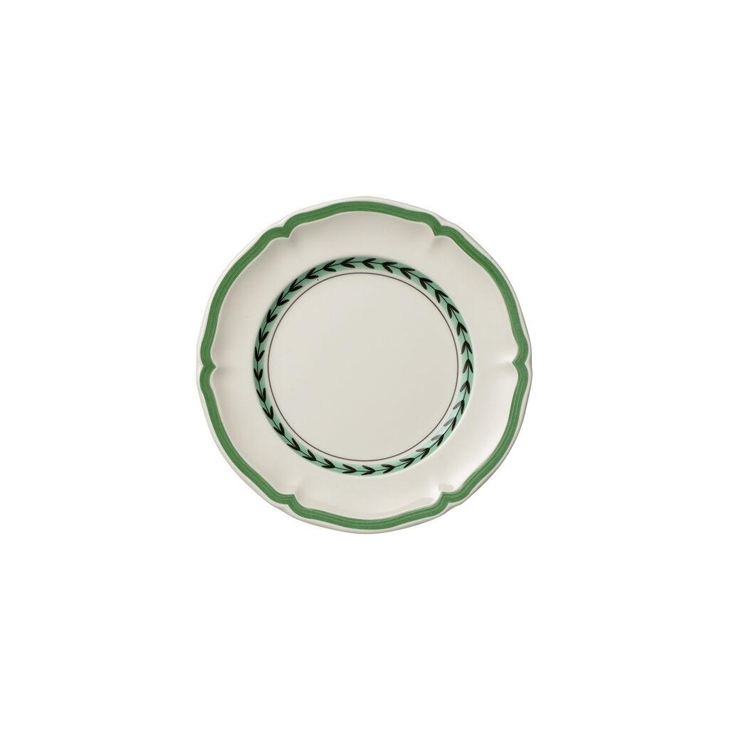 빌레로이 앤 보흐 프렌치 가든 브레드 버터 접시 Villeroy&Boch French Garden Green Line Bread & Butter Plate 6.5 in