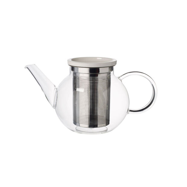 Artesano Hot & Cold Beverages Teapot with Strainer, Medium, , large
