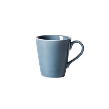 Organic Turquoise Mug