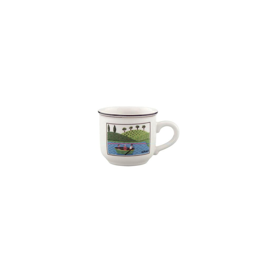 빌레로이 앤 보흐 디자인 나이프 에스프레소잔 Villeroy&Boch Design Naif Espresso Cup 5 oz