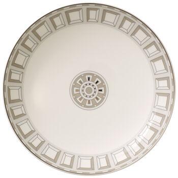 La Classica Contura Medium Flat Bowl 8 in