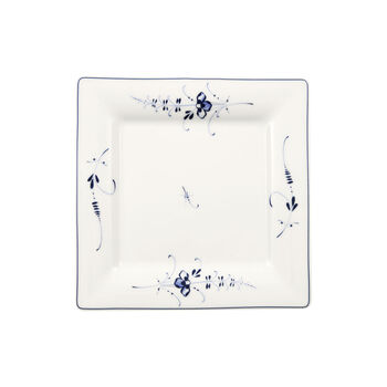 Old Luxembourg Square Salad Plate