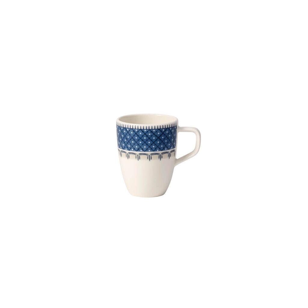 빌레로이 앤 보흐 카살레 블루 에스프레소잔 Villeroy & Boch Casale Blu Espresso Cup 3.25 oz