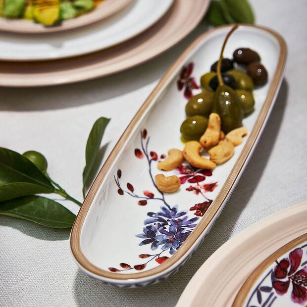 Artesano Provençal Lavender Olive Dish, , large