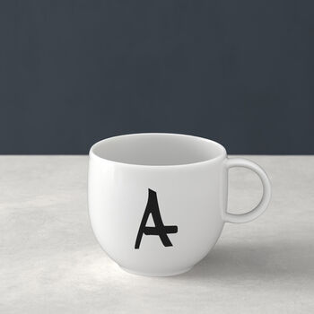 Letters Mug: A