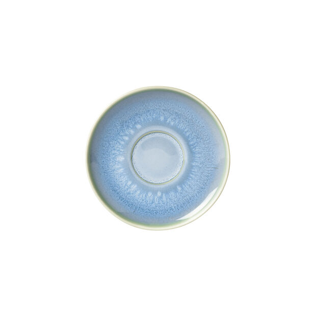 Crafted Blueberry Coffee Saucer, , large
