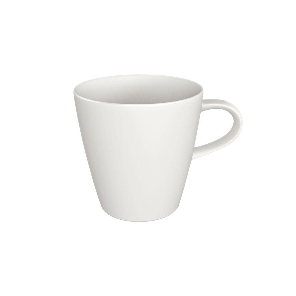 빌레로이 앤 보흐 머그 Villeroy & Boch Manufacture Rock blanc Mug