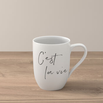 Statement Mug: C'est la vie