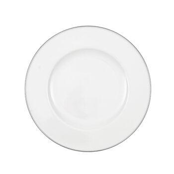Anmut Platinum No. 1 Dinner Plate