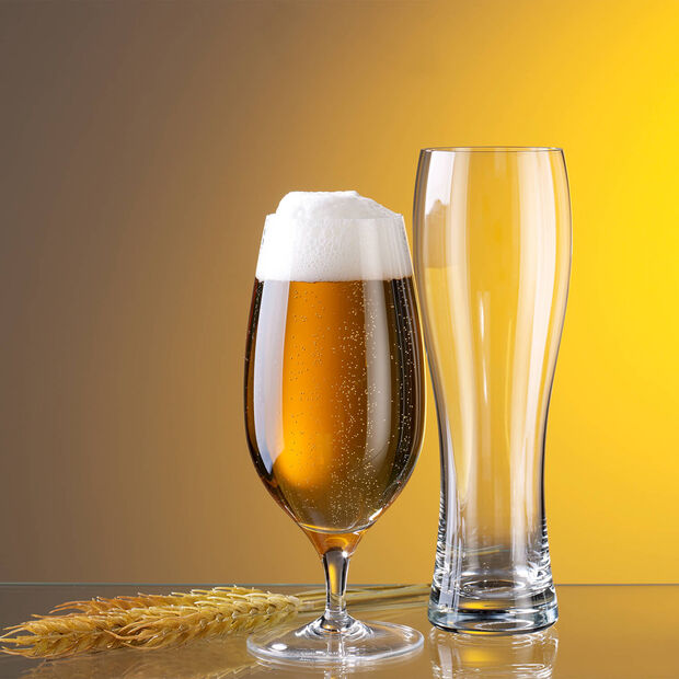 Purismo Beer Glass, Set of 4, , large