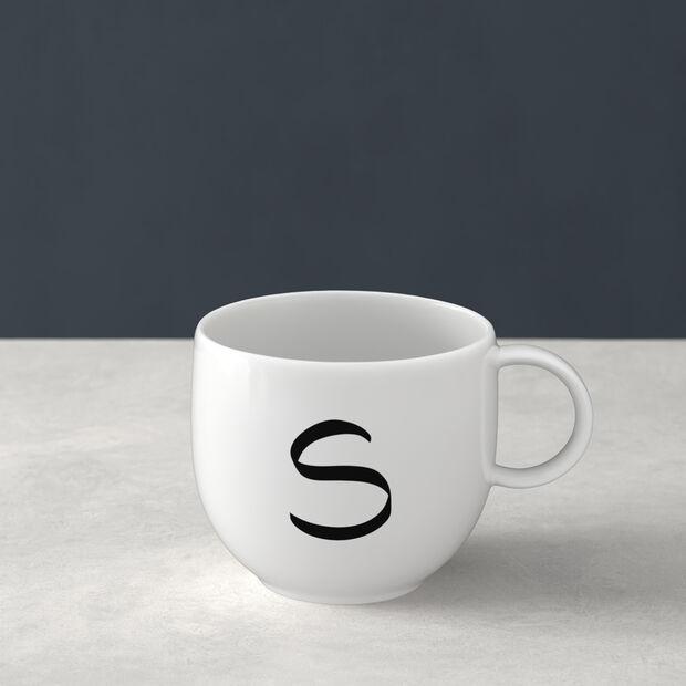 Letters Mug: S, , large