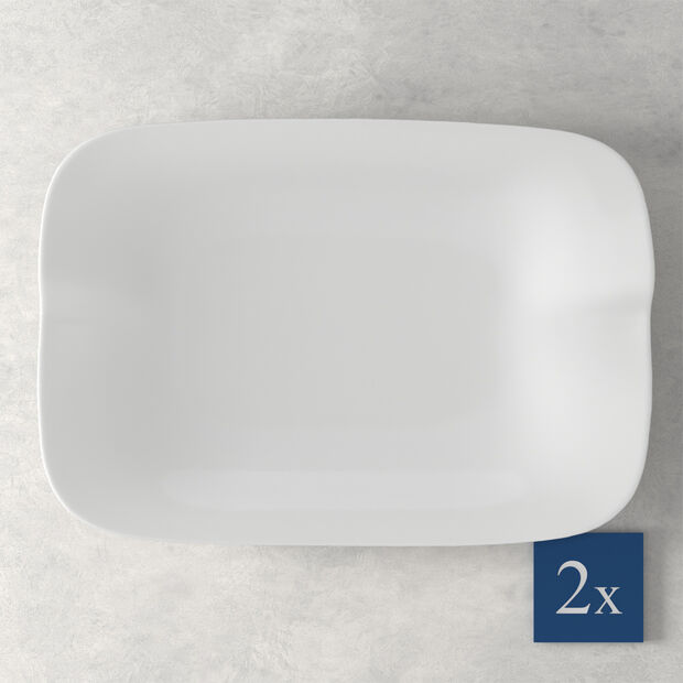 Pasta Passion Lasagne Plate, Set of 2, , large