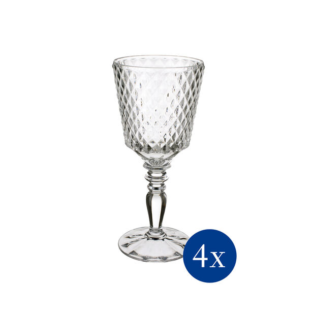 Boston Flare red wine glass, 4 pieces, , large