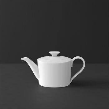 MetroChic Blanc Gifts Small Teapot