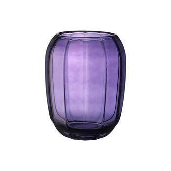 Coloured DeLight Hurricane Lamp/Large Vase: Gentle Lilac