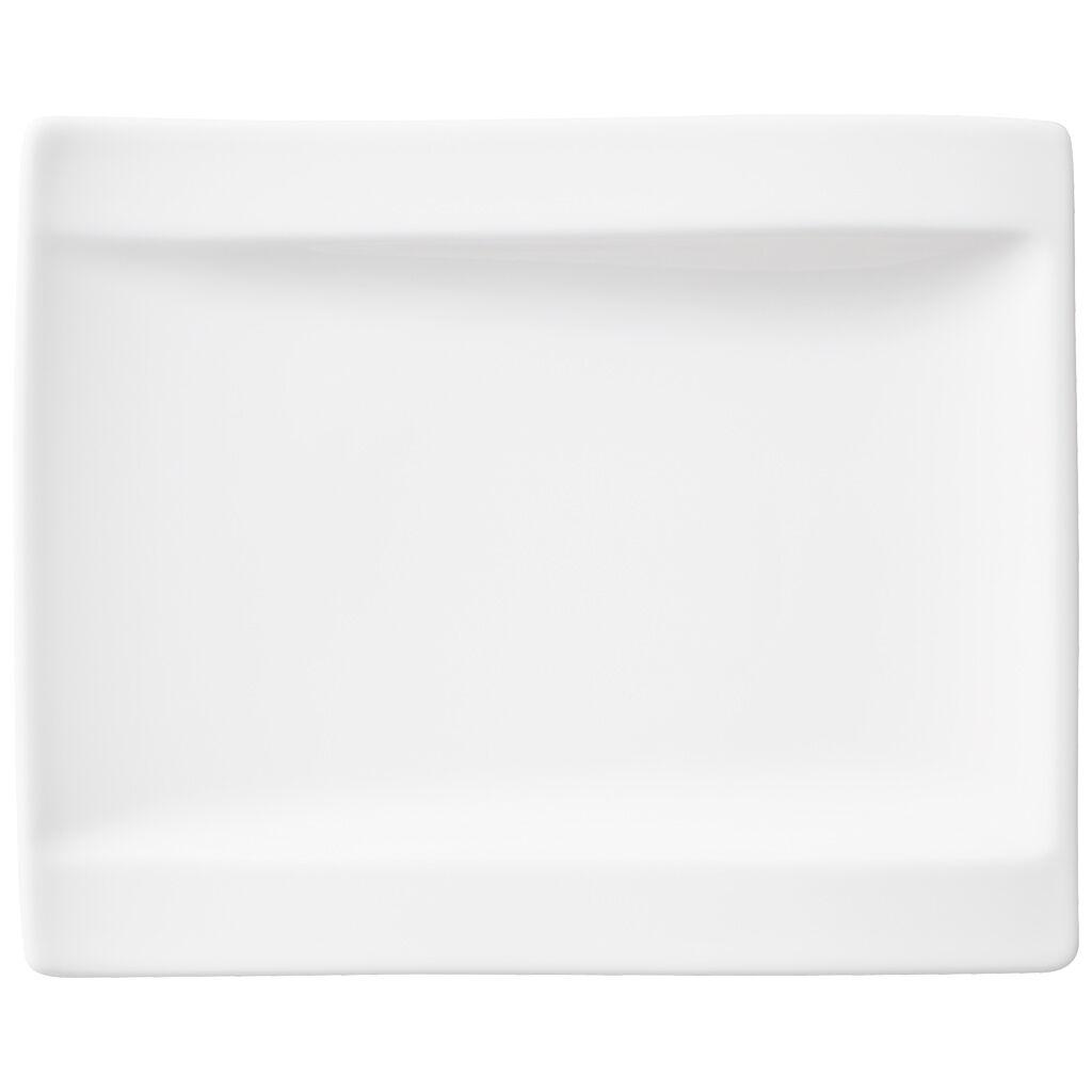 빌레로이 앤 보흐 뉴웨이브 Villeroy & Boch New Wave Appetizer/Dessert Plate 7 x 6 in