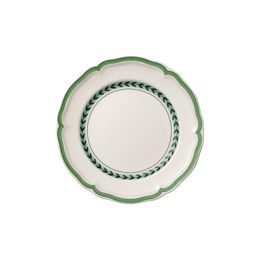 빌레로이 앤 보흐 프렌치 가든 샐러드 그릇 Villeroy&Boch French Garden Green Line Salad Plate 8.25 in