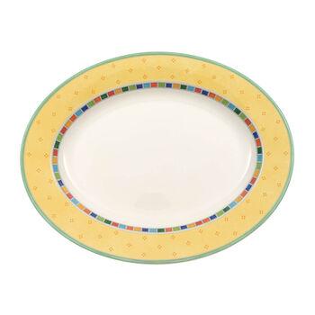 Twist Alea Limone Oval Platter