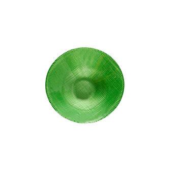 Verona Glass Bowl: Green