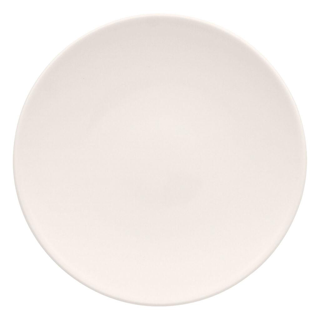 빌레로이 앤 보흐 '메트로 시크' 뷔페 접시 Villeroy & Boch MetroChic blanc Coupe Buffet Plate 13 in