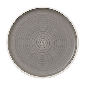 Manufacture Gris Pizza/Buffet Plate