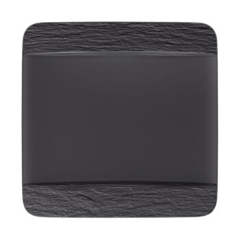 Manufacture Rock Square Dinner Plate