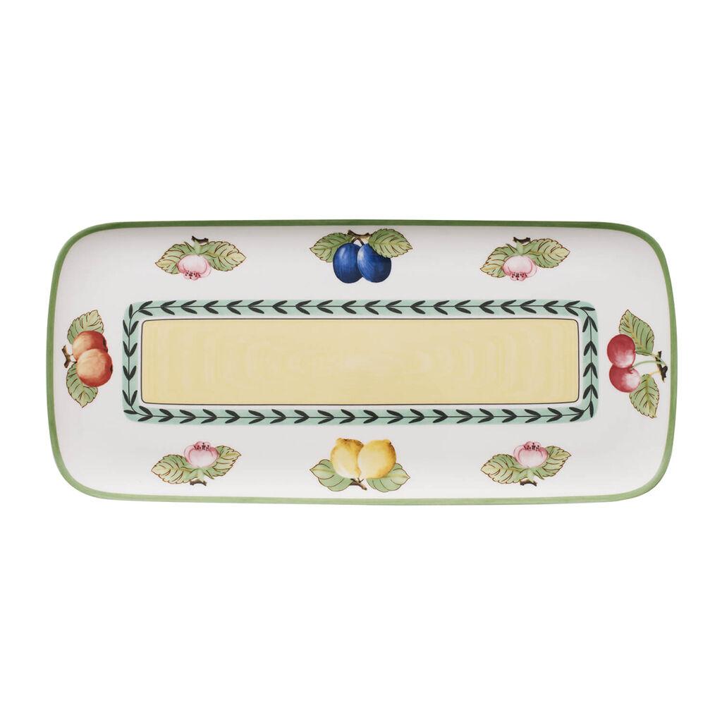 빌레로이 앤 보흐 프렌치 가든 샌드위치 트레이 Villeroy&Boch French Garden Charm Sandwich Tray 13 3/4 in