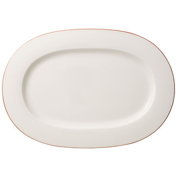 Anmut Rosewood Oval Platter 16 in