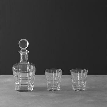 Ardmore Club Whisky Carafe and DOF Set