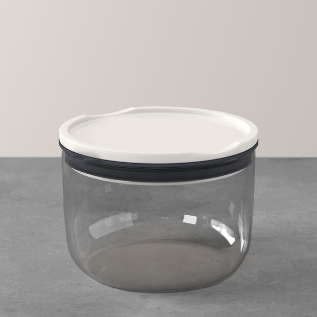To Go & To Stay Glass Lunch Box, Large, , large