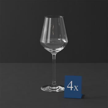 La Divina White Wine : Set of 4 9 in