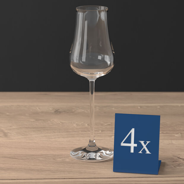 Purismo Grappa Glass, Set of 4, , large