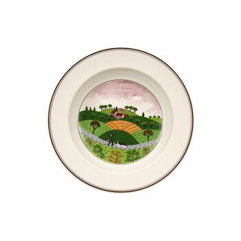 Design Naif Rim Soup #6 - Hunter & Dog