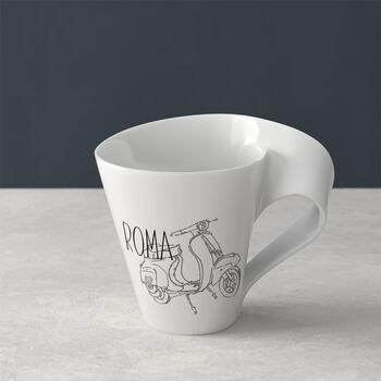 Modern Cities Mug: Rome