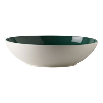 it's my match Green Serving Bowl: Uni