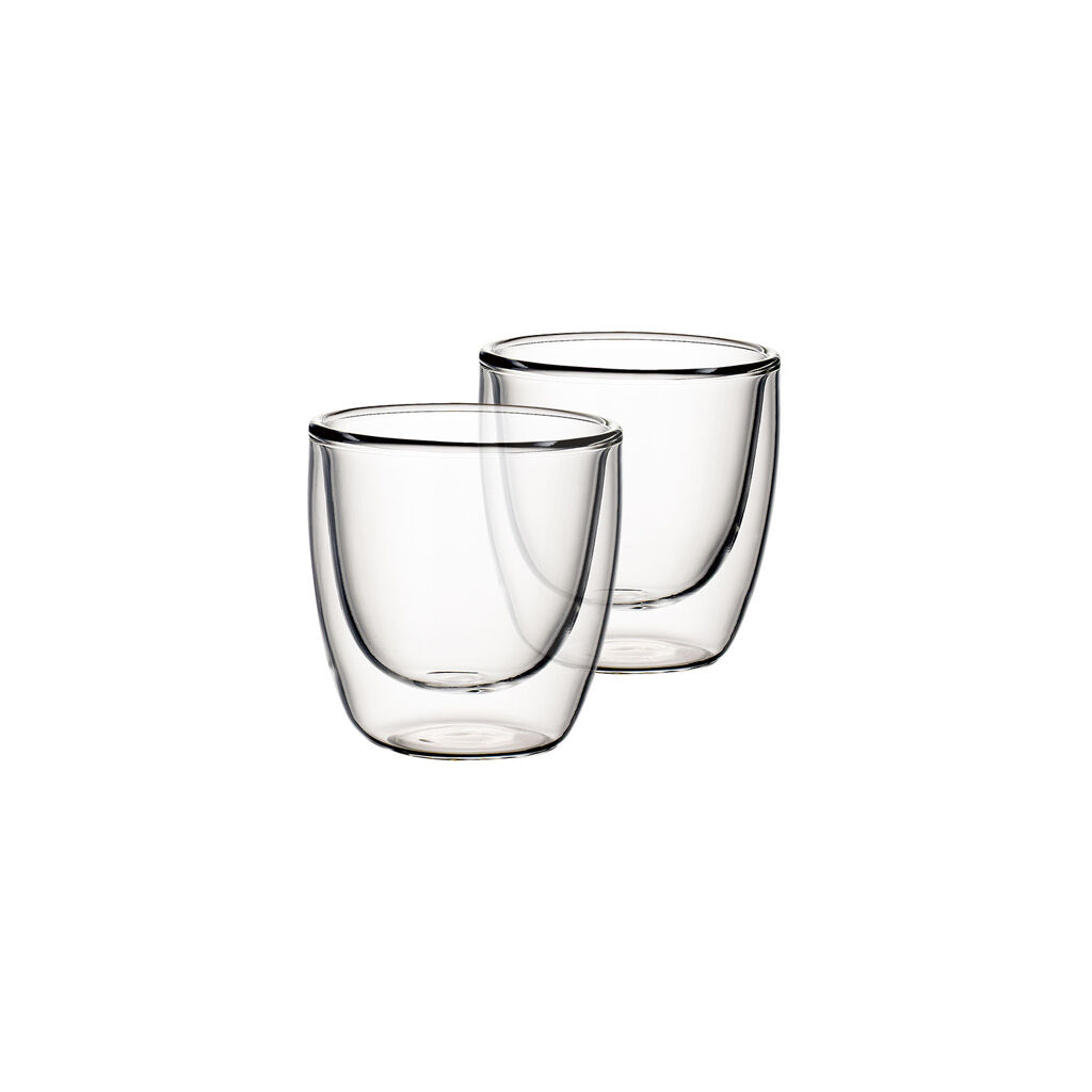 빌레로이 앤 보흐 아르테사노 텀블러 스몰 (2세트) Villeroy & Boch Artesano Hot Beverages Tumbler : Small-Set of 2 3.75 oz