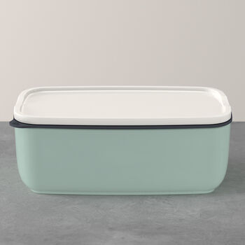 To Go & To Stay Lunch Box: Mineral, Large Rectangular